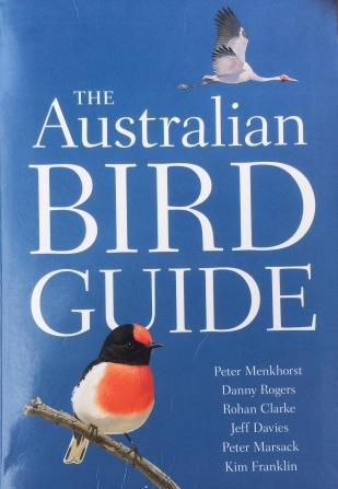 australian bird guide